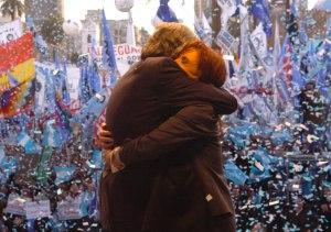 Nestor Kirchner Critina Fernandez de Kirchner