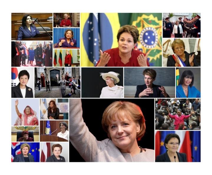 Women worlds leaders