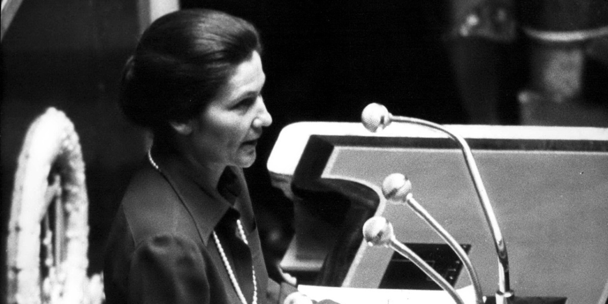 Best speeches by female politicians in history