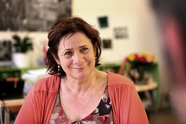 Esther Alder, Conseillère administrative.