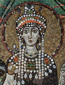 Mosaic-of-Theodora