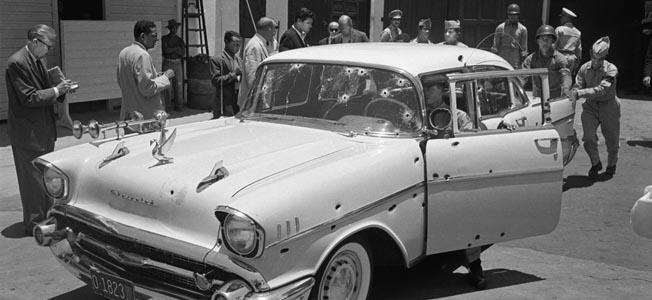 Car in Which Rafael Trujillo was Assassinated