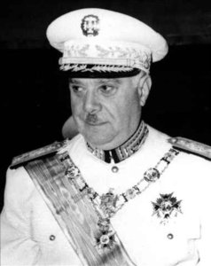 Rafael Trujillo dictator of the Dominican Republic